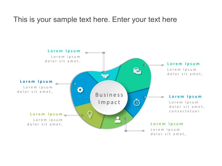 Impact 6 Steps Template