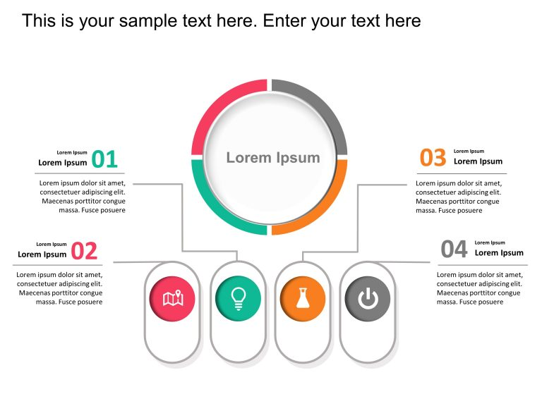 Animated Product Strategy Template