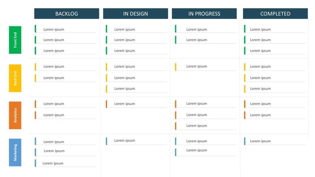 Roadmap Template PPT