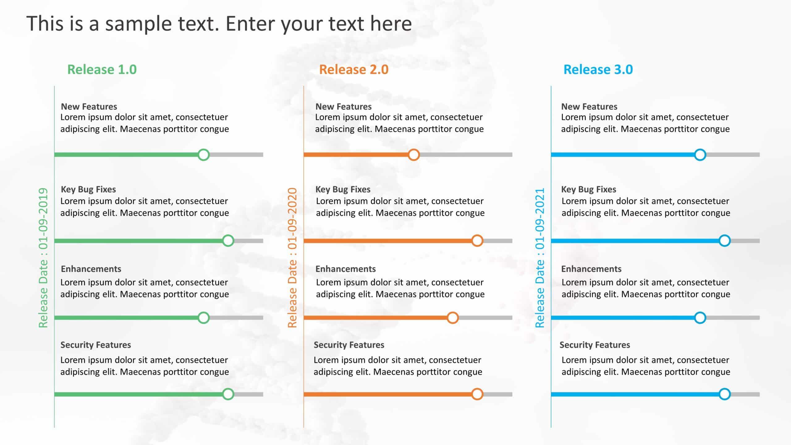 Roadmap Powerpoint Template