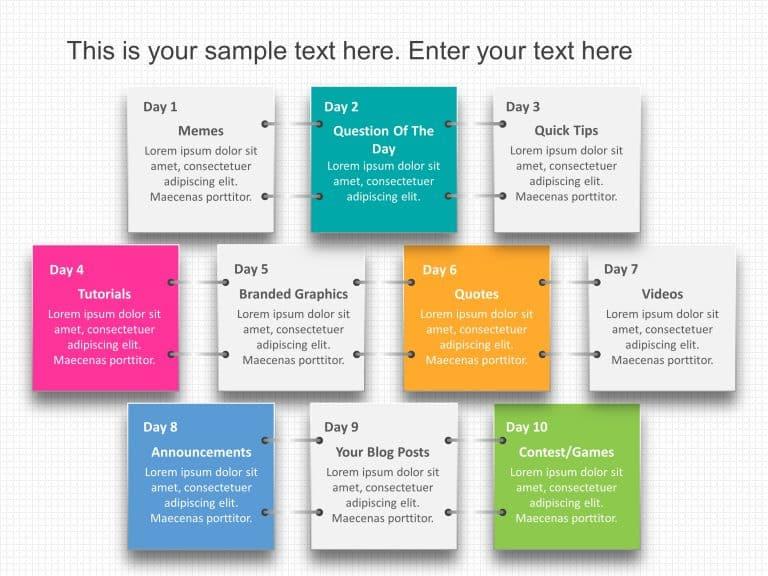 Social Media Calendar Marketing