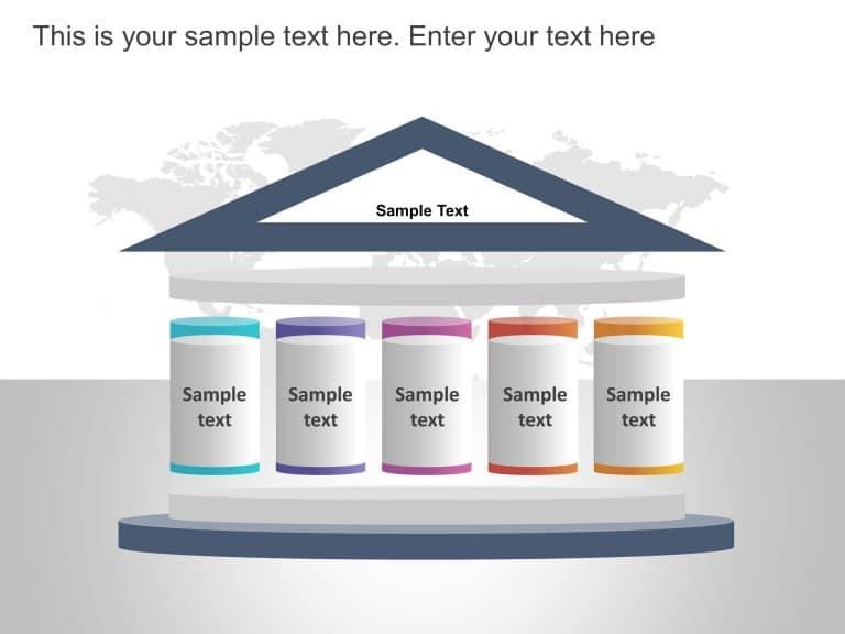 3D Strategy Pillar Template