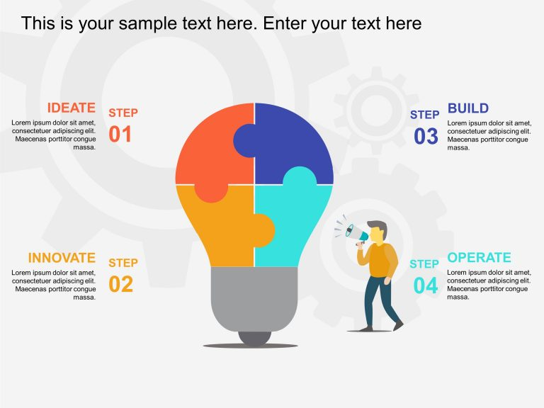Animated Business Strategy Communication