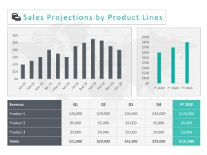 Product Revenue Sales Forecasting