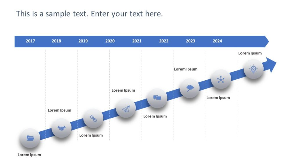 how to make a timeline in powerpoint  how to create a