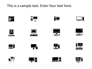 Computer Powerpoint Icons