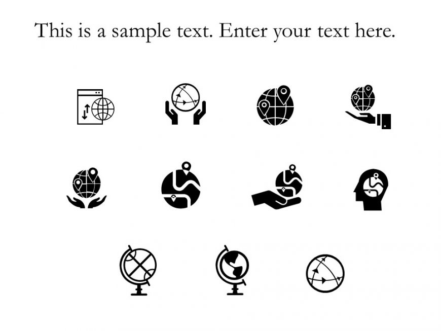 Global Powerpoint Icons