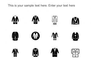 Science Lab Coats Icons