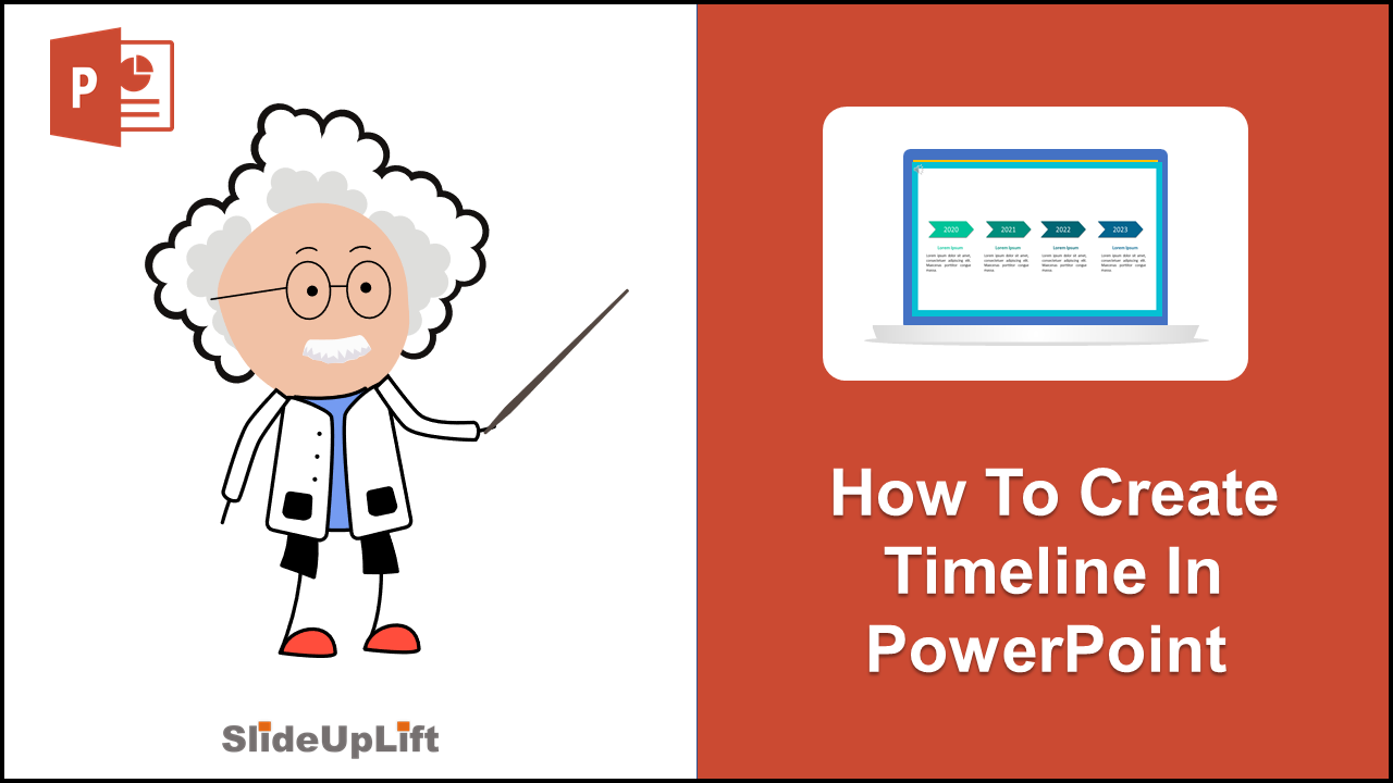 How To Make A Timeline in PowerPoint | PowerPoint Tutorial