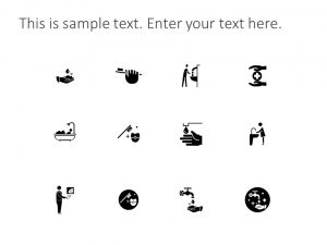 Hygiene PowerPoint Icons