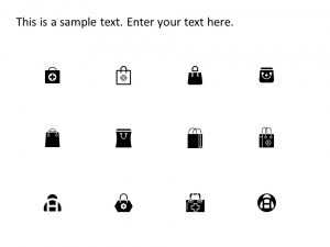 Medicine Infusion Bag PowerPoint Icons