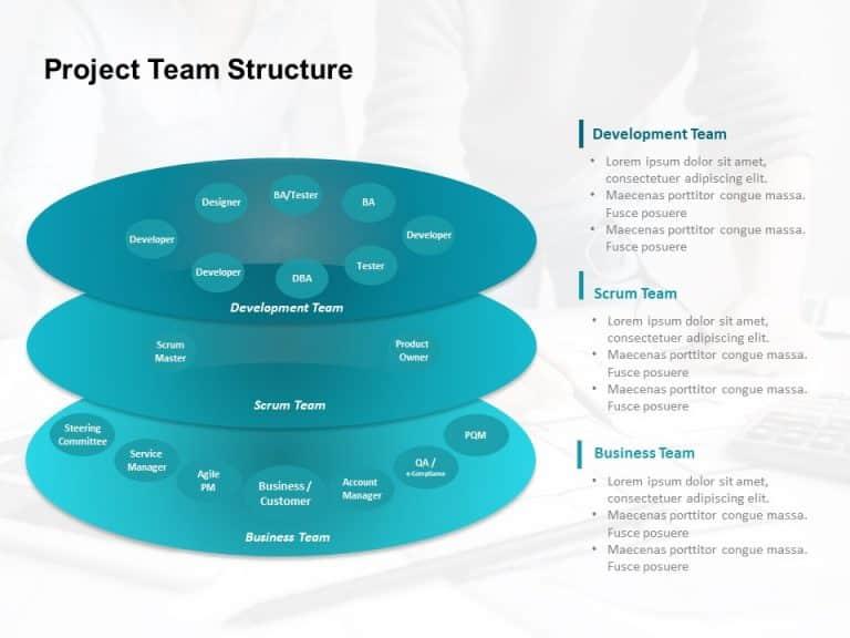 Agile Project Team Structure