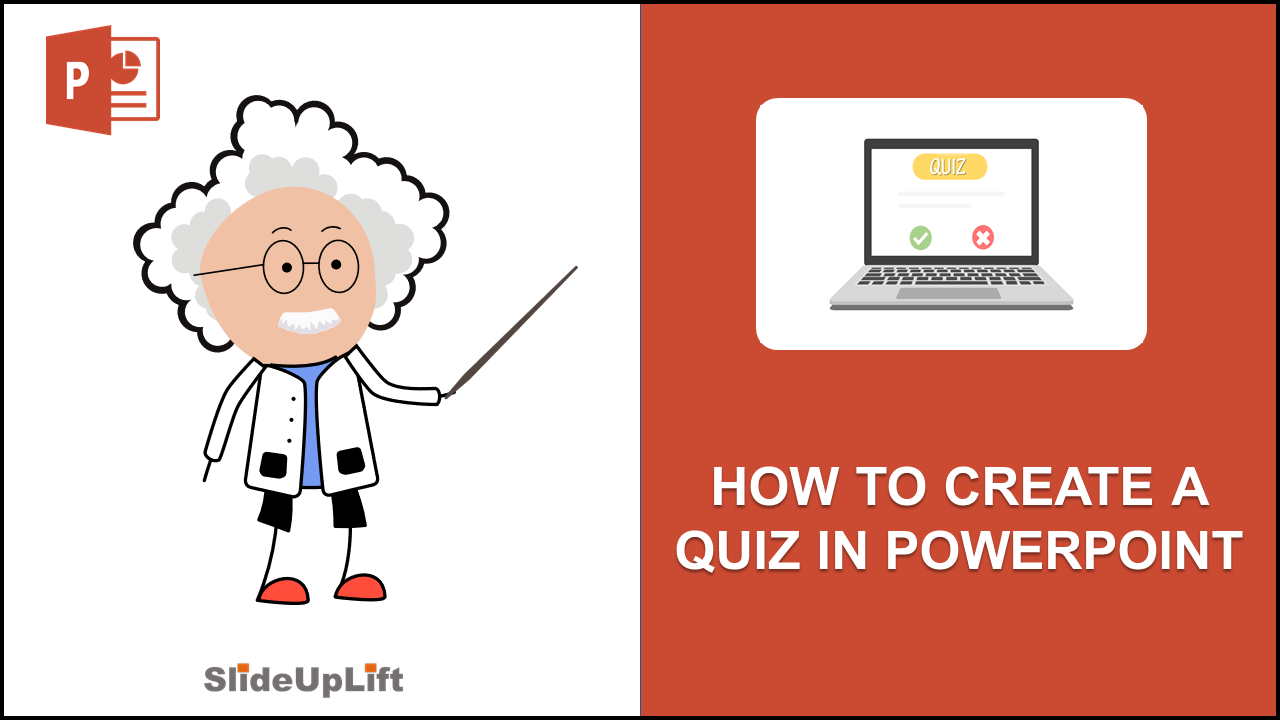 How To Make A Quiz In PPT | PowerPoint Tutorial