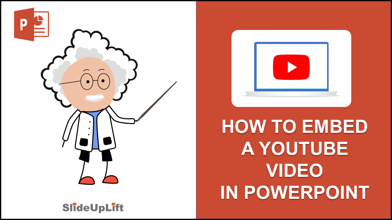 How To Add Video In A PPT