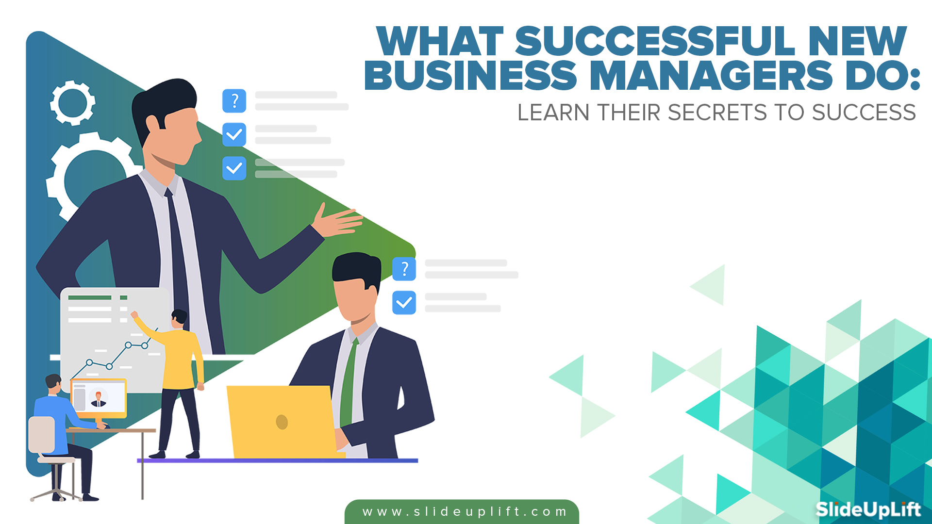 What Successful New Business Managers Do: Learn Their Secrets To Success