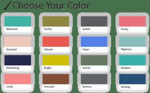 SlideUpLift Color Picker