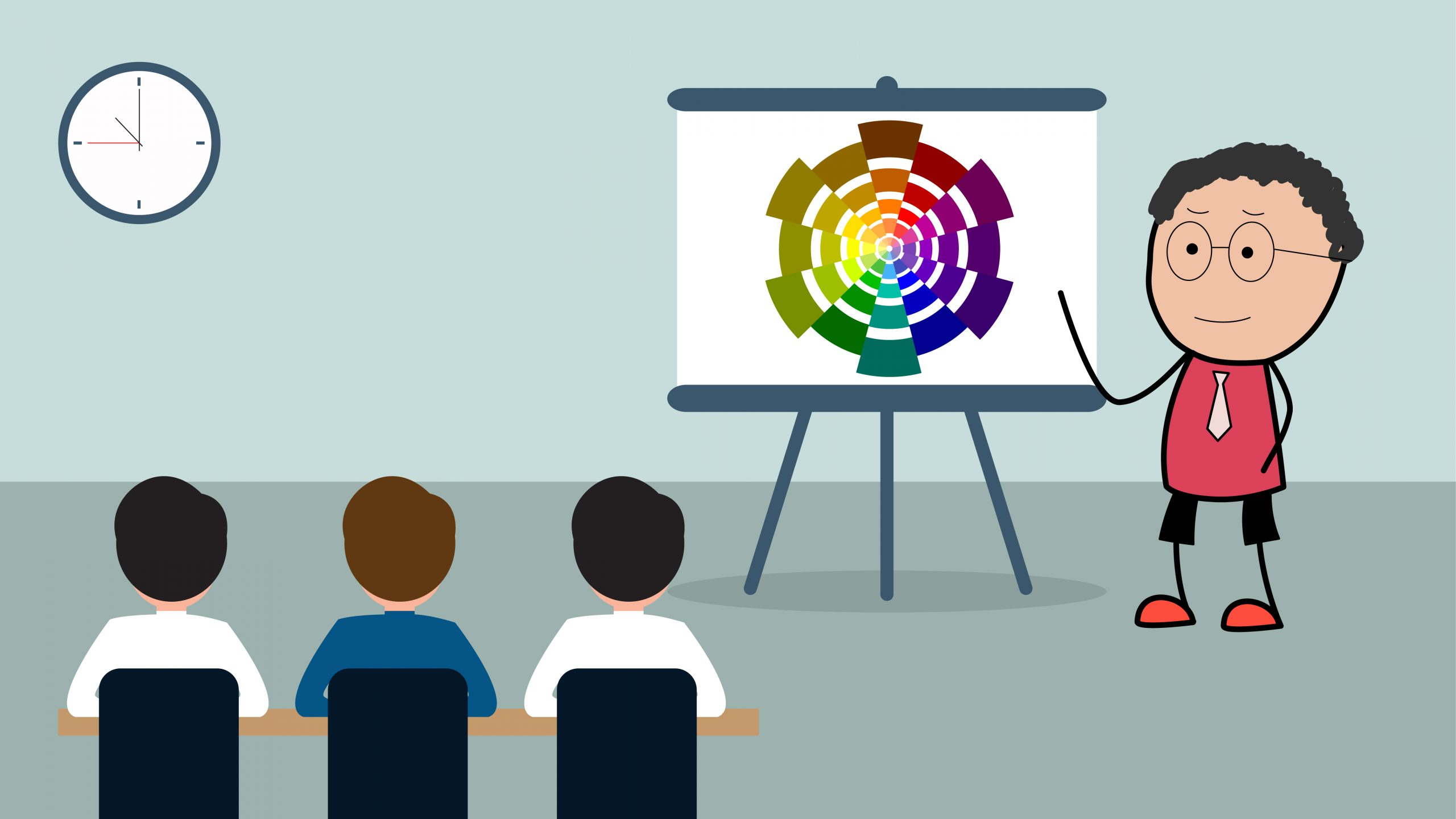 Presentation Secrets: The One Color To Never Use In Your Presentations Is….