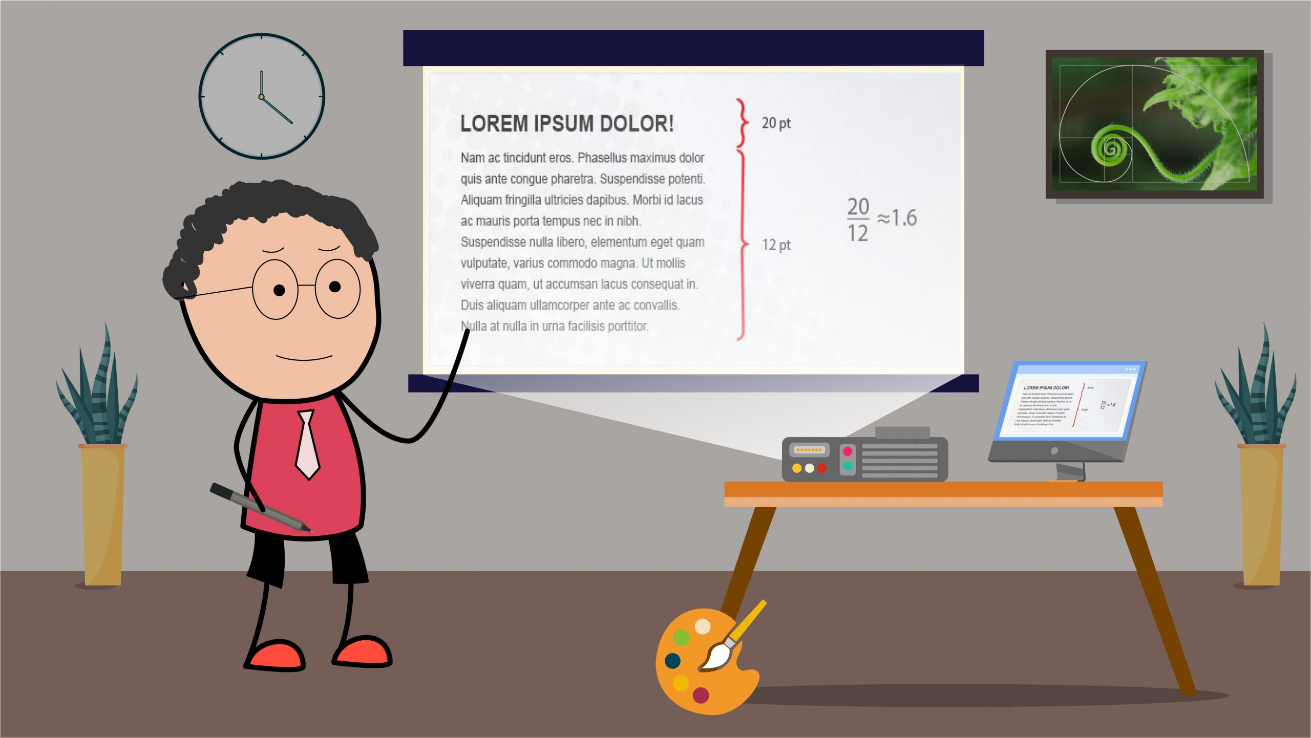 Learn The Science Of Proportions: The Golden Ratio