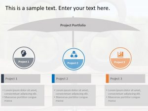 Project Portfolio PowerPoint Template