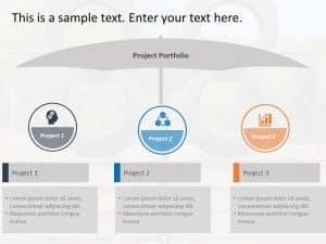 Project Portfolio PowerPoint Template