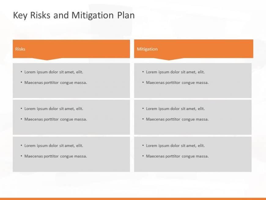 Risks & Mitigation Plan