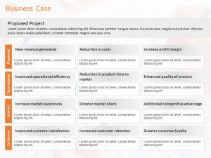 Business Case Summary