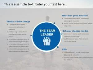 Leadership PowerPoint Template