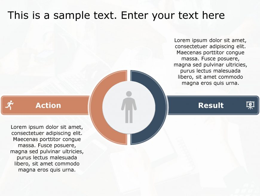 Action Result PowerPoint Template 9