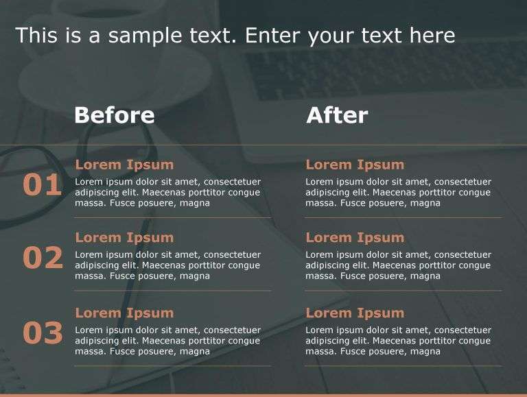 Before After PowerPoint Template 21