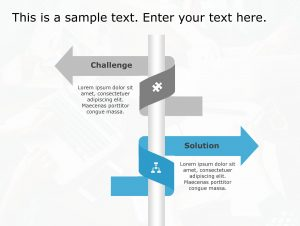 Challenge Solution PowerPoint Template 36