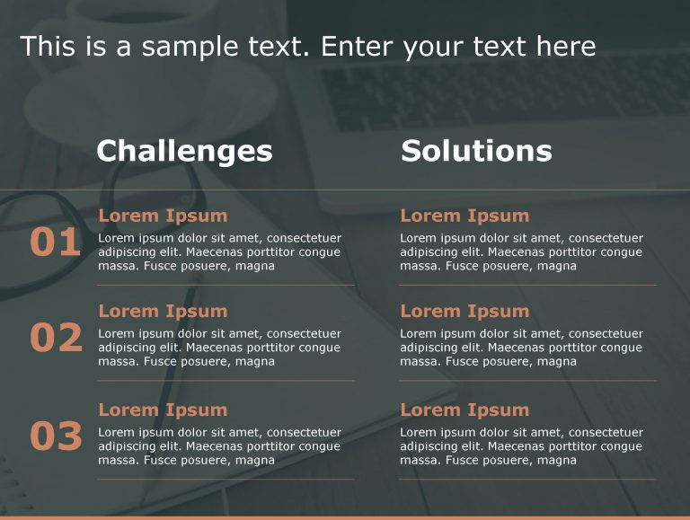 Challenge Solution PowerPoint Template 41