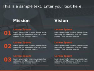 Mission Vision PowerPoint Template 123