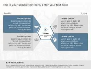 Profit Loss PowerPoint Template 143