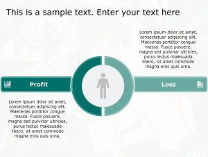 Profit Loss PowerPoint Template 145