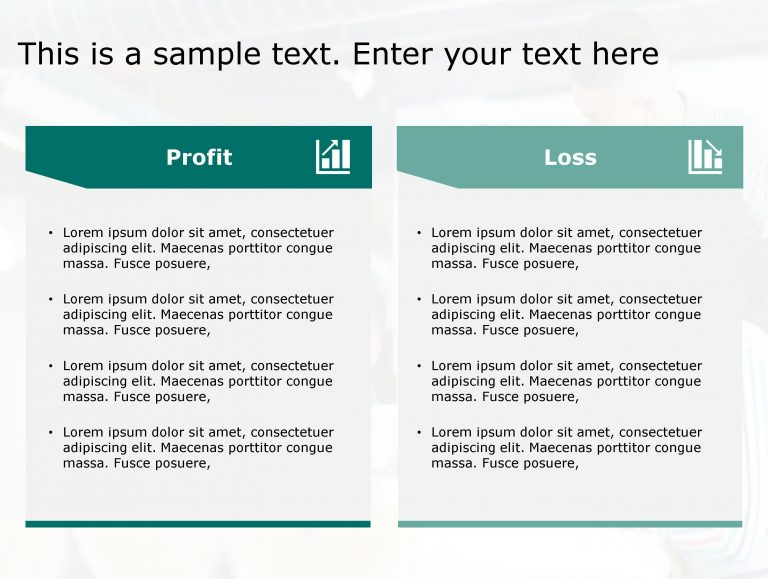 Profit Loss PowerPoint Template 152