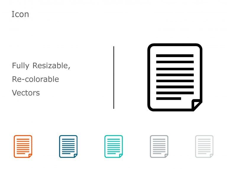 Executive Summary PowerPoint Icon 01