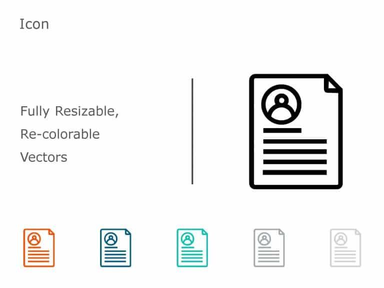 Executive Summary PowerPoint Icon 03