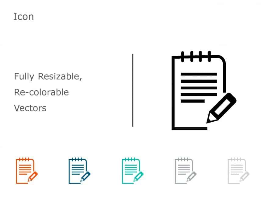 Executive Summary PowerPoint Icon 04