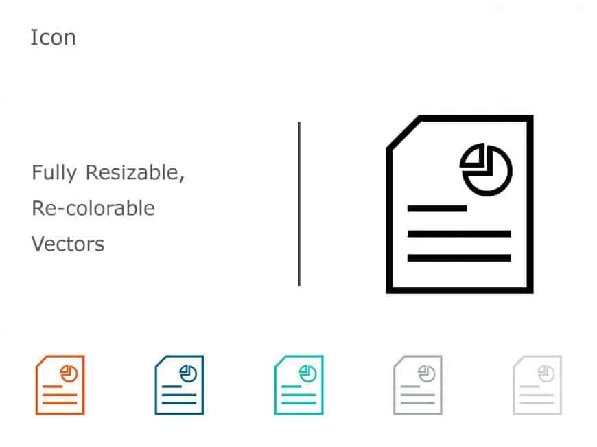 Executive Summary PowerPoint Icon 05