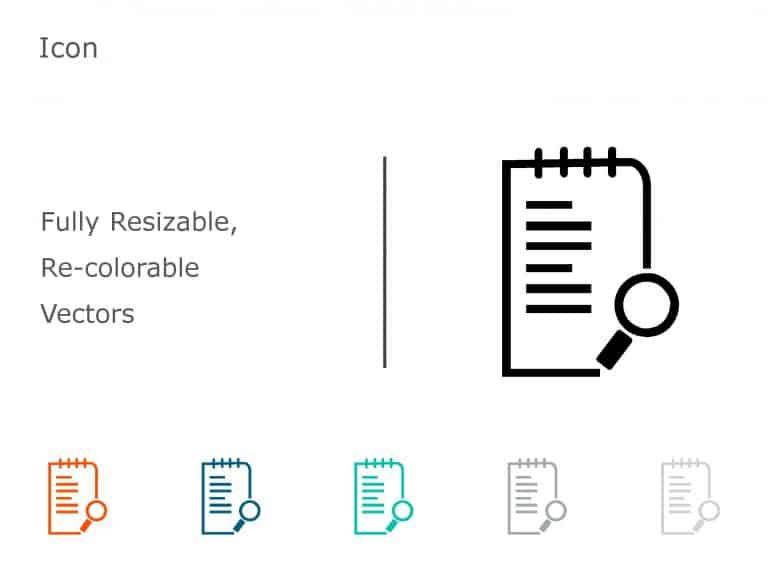 Executive Summary PowerPoint Icon 06