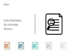 Executive Summary PowerPoint Icon 08