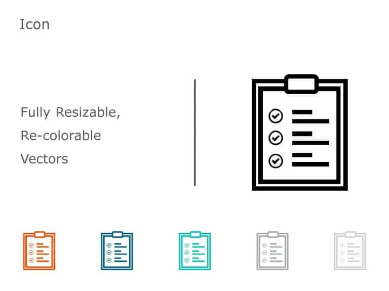 Executive Summary PowerPoint Icon 09