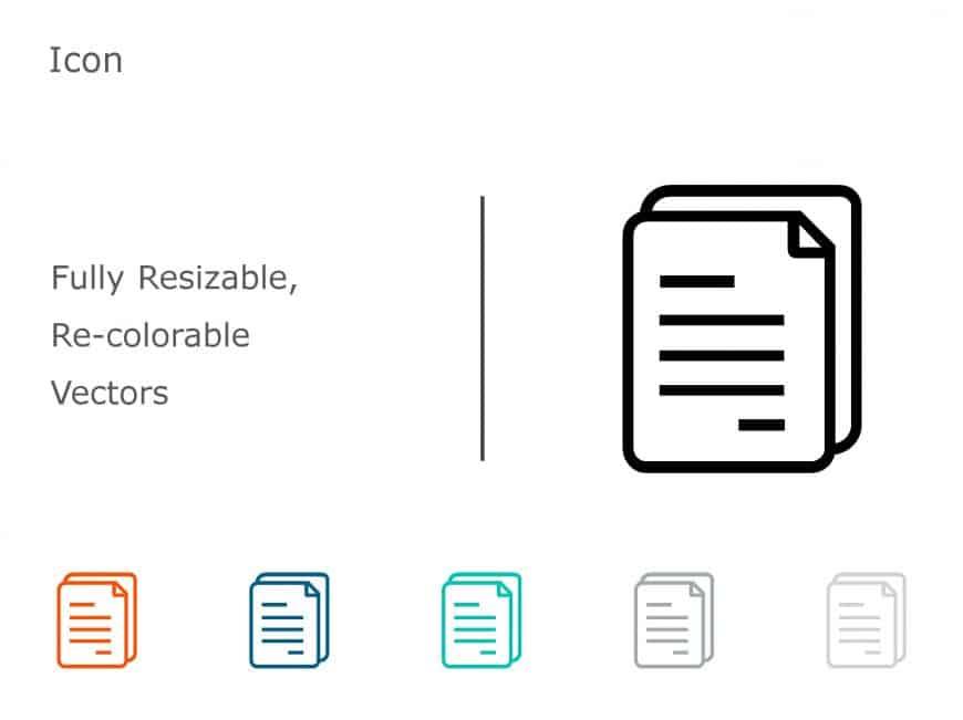 Executive Summary PowerPoint Icon 10