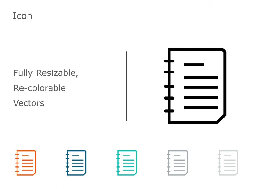 Executive Summary PowerPoint Icon 12