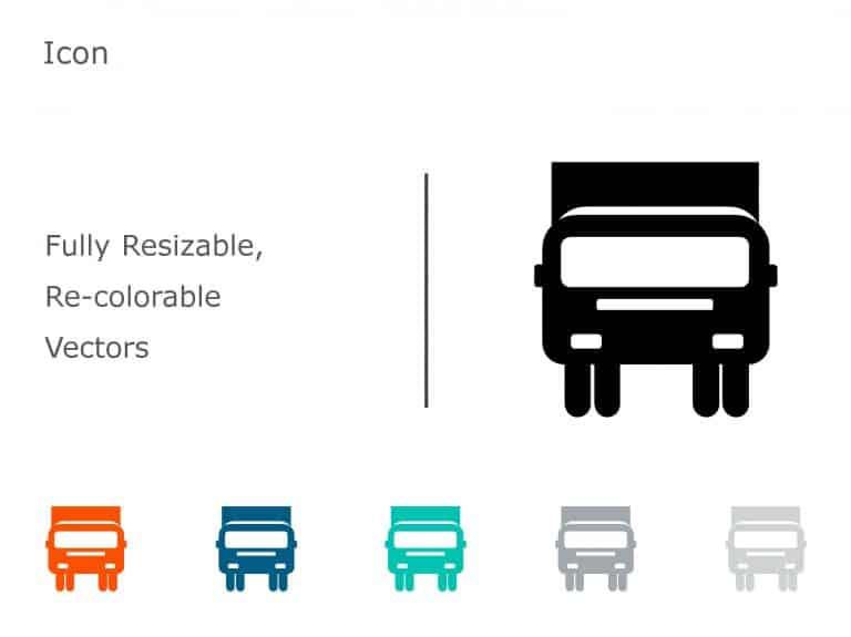 Transportation PowerPoint Icon 07