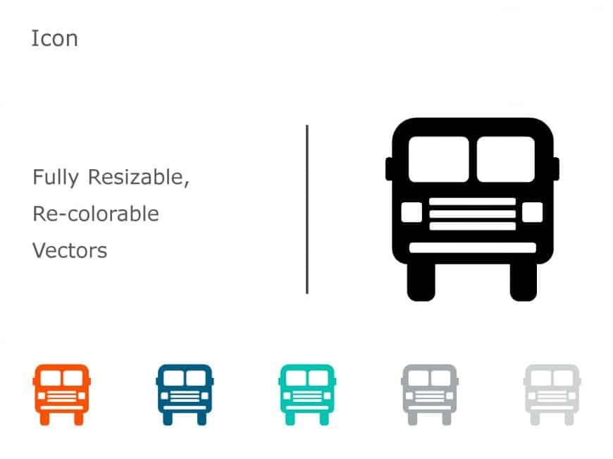 Transportation PowerPoint Icon 09