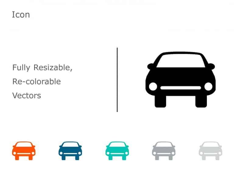 Transportation PowerPoint Icon 10