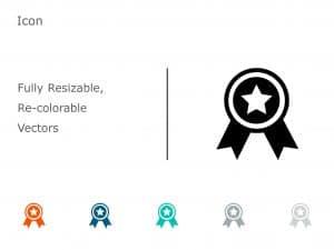 Accomplishments PowerPoint Icon 01
