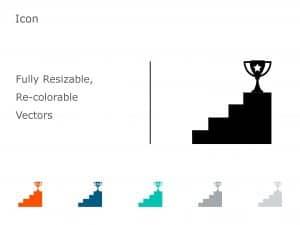 Accomplishments PowerPoint Icon 09