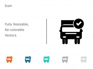Logistics Transport PowerPoint Icon 01